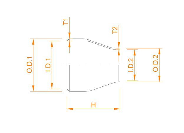 Reducer-(Shaped)